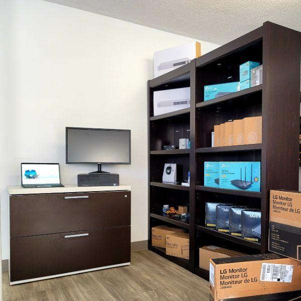 Nortech solution informatique - Salle de montre