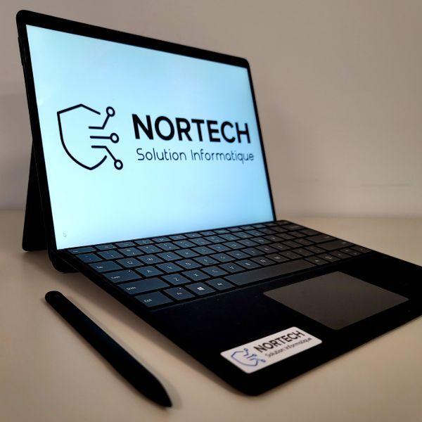 Microsoft surface Nortech solution informatique